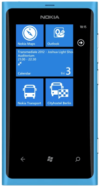 Nokia Transport App